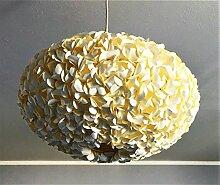 Sunlight, Lampe Leuchte Lampenschirm Pendelleuchte Pendellampe Hängeleuchte Hängelampe Papierleuchte Papierlampe Reispapierlampe Designerlampe Wohnzimmerlampe Schlafzimmerlampe Deckenlampe Blüten Kugel Pendel Papier