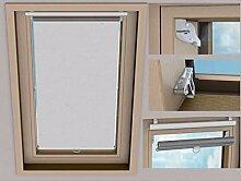 SUNLUX24 Verdunklungsrollo Dachfenster Basic für