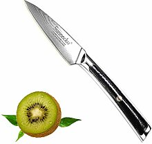 Sunnecko Schälmesser - 9cm Obstmesser