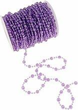 SunniMix 20 Mt / 66 Ft Perlen Perlen String DIY