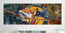 Sunny Decor - Disney - Fototapete PLANES SQUADRON
