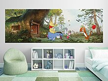 Sunny Decor - Disney - Fototapete POOHS HOUSE -