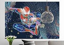 Sunny Decor - Marvel - Fototapete SPIDER-MAN NEON