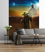 Sunny Decor - Star Wars - Fototapete MASTER YODA -