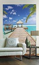 Sunny Decor - Vlies Fototapete BEACH RESORT - 124