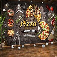 SUNNYBZ Xxl Wandtattoo Essen Pizza Restaurant