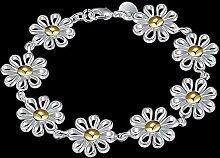 SunnyGod Mode wertvolles Armband Silberschmuck