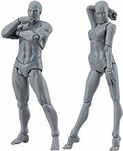 Sunnymi Künstler-Action-Figur Modell menschliche