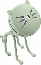 sunnymi Mode LED Katze Zerstäubung Luftbefeuchter