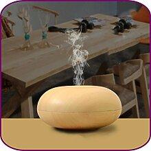 sunnymi Oval Holzmaserung Zerstäubung Aroma