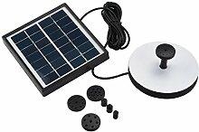 sunnymi Solar Brunnen Miniatur Wasser Solar Power
