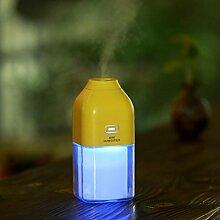 sunnymi USB Ladeversion Mini Luftbefeuchter Rosen