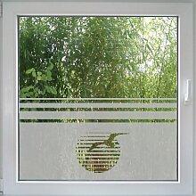 Sunset-Fensterdekor von Create&Wall -