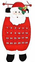Sunshine smile 24 Tage Countdown Weihnachtsbaum