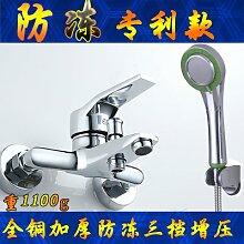 SunSuiFrostschutzmittel Kupfer Wasserhahn und