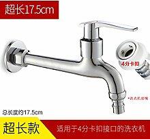 SunSuihelle China Sanitär, erweiterte Badewanne Mop, Waschmaschine, spritzwassergeschützt, Erkältung Wasseranschluß, Super lange Waschmaschine Schnittstelle (Kaiser)