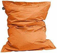 sunvibes 101372sitinbag, orange, 180x 140x 9cm