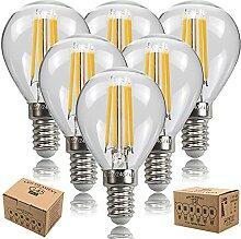 SUNWEII Led Edison Glühbirne,Dekorative