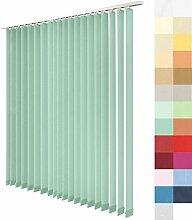 SUNWORLD Lamellenvorhang nach Maß, 27 Farben,