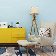 SunZhi einfache Moderne einfarbig Einfarbig blau