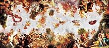 SunZhi Tapeten Nahtlose große mural tuch