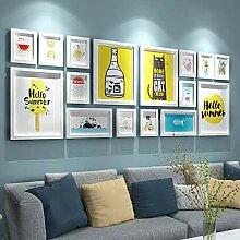 SUON Einfache Und Moderne Foto-Wand Bilderrahmen