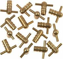 SupaFix Heizkörper Schlüssel aus Messing 20Stück