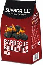 supagrill 5kg Beutel von hoher Qualität Kohle