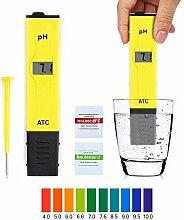 Supband Digital PH Meter Messgerät, PH Wert Meter