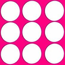 Super Cool Creations Pack von zehn, Kreis Runde