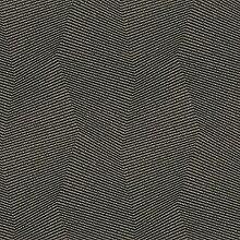 Super Fresco Tapete, Schwarz/Metallisch, Full 10M