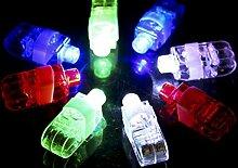 Super helle LED Taschenlampe–Finger Finger Laterne Karneval Finger lamp30pcs