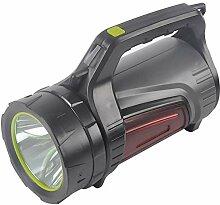 Super helle LED-Taschenlampe, multifunktional,