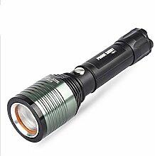 Super Helle, Wasserdichte LED-Taschenlampe Mit