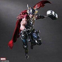 Super Hero Thor Action-Figuren Avengers Toys 25 cm