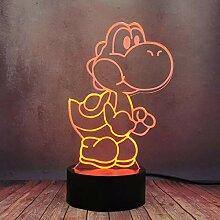 Super Mario Yoshi Dinosaurier-Spielmodell,