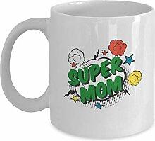 Super Mom Becher