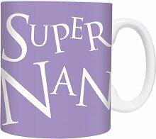 Super Nan - Mugs - Becher - Chopes