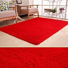 Super Soft Modernen Shag Wohnzimmer Teppiche