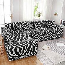 Super Stretch sofabezug ecksofa l form,Teilweise