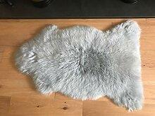 Super weiche echtes Schaffell Teppich mit weicher