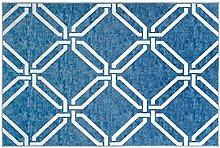 Super weiche rutschfeste Teppich Marmorbodenmatte