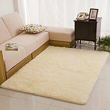 Super weiches Bett Schlafzimmer Teppich/ Haushalt Tür Decke/Küche Bad-M 120x160cm(47x63inch)