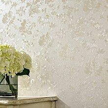 Superfresco Floral Seiden-Tapete mit schimmerndem