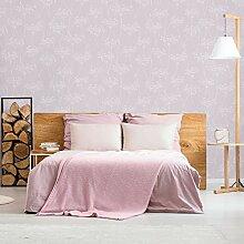 Superfresco Glitzer-Tapete mit Blumenmuster, Pink
