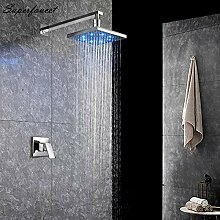 Superhahn Duschkopf Wasserhahn, Regendusche