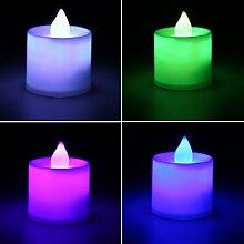 Superior Romance LED Flash Flammenlose Kerze Licht