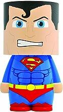 Superman Dekolampe - Stimmungslicht Dekolicht Superheld Stimmungslampe - Standlich