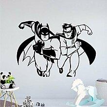 Superman Vinyl Aufkleber Für Kinderzimmer Tapete