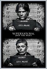 Supernatural - Mug Shots - Filmposter Kino Movie